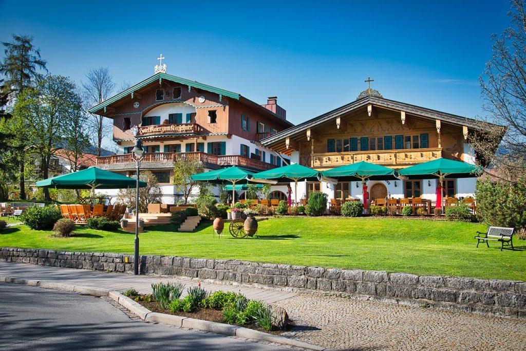 Hotel Maier zum Kirschner mit dem Restaurant Kirschnerstuben