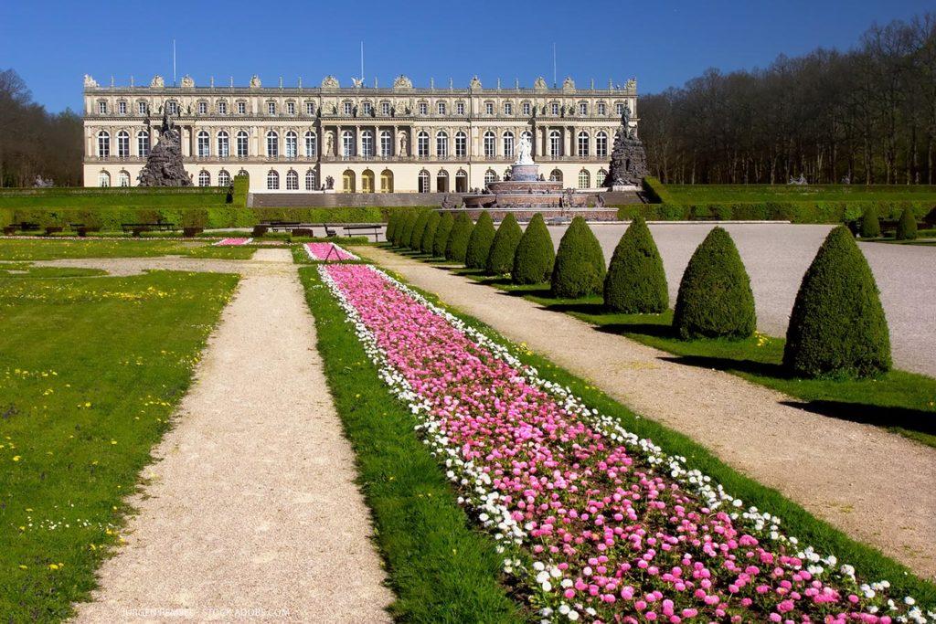 Hochzeitsfotograf Chiemsee Schloss Herrenchiemsee
