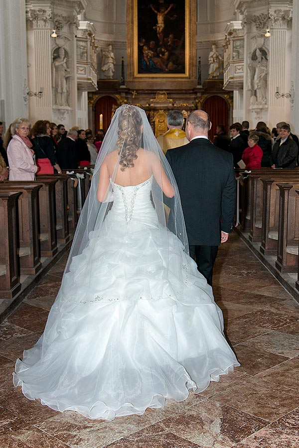 Hochzeitsfotograf Tegernsee Rolf Kaul Kirche Tegernsee